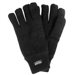 Výprodej Rukavice Thinsulate™ pletené ČERNÉ vel.L