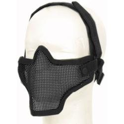 Maska AIRSOFT ochranná ČERNÁ