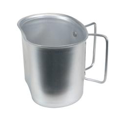 Pítko US skládací uši hliníkové pro plastovou láhev 1l