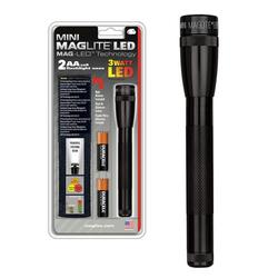 Svítilna LED 2-CELL MINI MAGLITE ČERNÁ