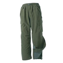 Kalhoty HUNTER polyester ZELENÉ velikost L